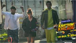 Good News: Sourabh Raaj Jain, Aastha Gill and Vishal Aditya Singh make grand re-entry in Khatron Ke Khiladi 11
