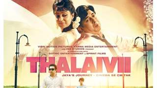 Kangana Ranaut gears up to bring back Jayalalithaa's life in theatres, 'Thalaivii' gets a new release date!