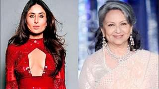 Kareena's presence calms me, she's like my daughter - Sharmila Tagore