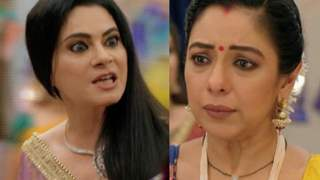 Rakhi agrees to help Anupama but asks the Shah House in return
