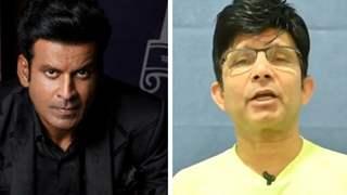 Manoj Bajpayee slams Kamal R Khan with a defamation complaint