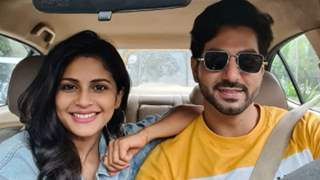 As 'Kaatelal & Sons' goes off-air, Sahil & Megha reunite for another project