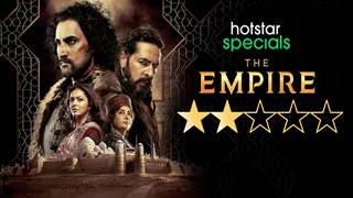 Review: Inspite of the grandeur & scale, 'The Empire' underwhelms at its core