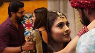 Mehndi Hai Rachne Wali: Mandar tries to get romantic with Pallavi leaving Raghav furious