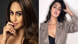 """Krystle Dsouza on Rhea Chakraborty: """"I was feeling bad for her as it is a big film for her too"""""""