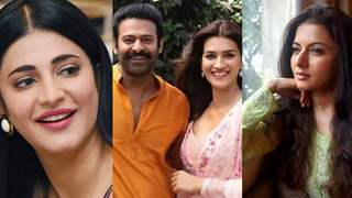 Kriti, Shruti and Bhagyashree have labelled Prabhas as... Reveal why they gave him this title