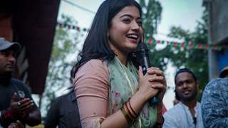 Rashmika Mandanna gives the final call and wraps up the shoot of her debut film