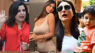 """""""You still look up to pictures of Shahrukh's daughter or Kareena's son"""": Farah Khan"""