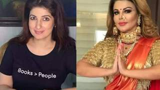 Rakhi Sawant on cloud nine after appreciations from Twinkle Khanna