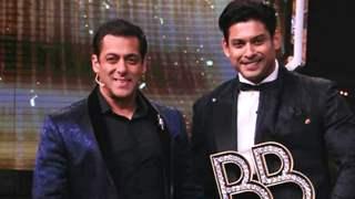 Salman Khan mourns the sudden demise of Sidharth Shukla