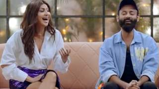 Shilpa Shetty burst into laughter in the chat show, the troll who made a shoddy comment gets a befitting reply