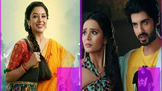 TRP Toppers: 'Anupamaa' back on top; 'Yeh Hai Chahatein' makes a re-entry too