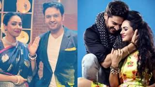 I'm Rupali Ganguly's fan; Gaurav-Rupali's camaraderie is amazing in 'Anupamaa': Akanksha Khanna