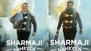 Sharmaji Namkeen posters released on Rishi Kapoor's 69th birthday, daughter Riddhima thanks Paresh Rawal