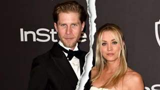 'Big Bang Theory' fame Kaley Cuoco & husband Karl Cook to get divorced