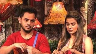 Akshara Singh & Milind Gaba get eliminated from 'Bigg Boss OTT'