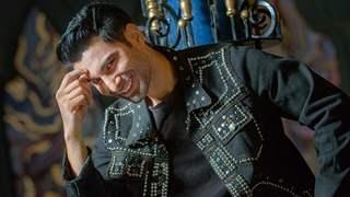 I've always liked Nakuul Mehta's work : Abhinav Kapoor aka Vikrant of 'Bade Achhe Lagte Hai 2'
