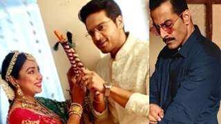 Anupamaa and Anuj's chemistry leaves Vanraj jealous; Anuj saves Samar in 'Anupamaa'