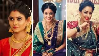 From Ayesha Singh to Shivangi Khedkar; have a look at actresses acing Maharashtrian look