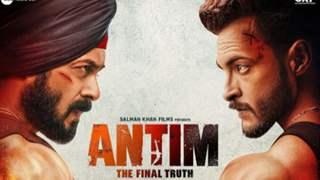 Salman Khan shares the first look of 'Antim' with Aayush Sharma