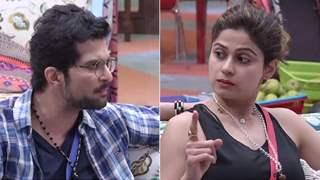 WHAT!! Raqesh confesses that Shamita is dominating