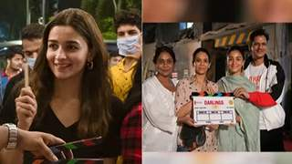 Alia Bhatt wraps up shooting of 'Darlings'; offers a glimpse