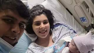 'Left Right Left' actor Gazal Rai blessed with a baby boy; reveals name as well