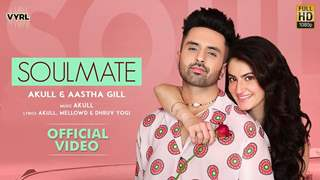 Soulmate: Akull, Aastha Gill and Shivaleeka Oberoi talk about their latest music video