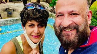Mandira Bedi says, 'it's a long way to go to feel normal again'