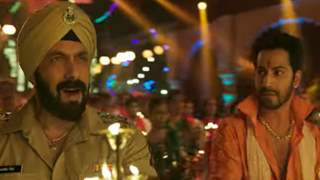 Varun Dhawan stars with Salman Khan in a special Ganpati song for 'Antim: The Final Truth'