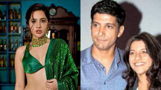 Urfi Javed asked Farhan-Zoya for a share in the property