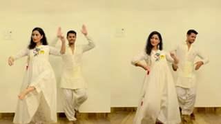 Ganesh Chaturthi: Neil Bhatt and Aishwarya Sharma put together a beautiful performance amid festivities