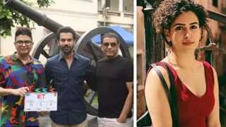Rajkummar Rao & Sanya Malhotra's 'HIT-The First Case' goes on floors