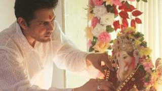 Molkki actor Amar Upadhyay sets a benchmark for all the residents of his society amid Ganpati festivities
