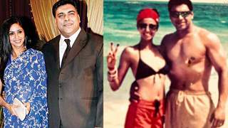 Ram Kapoor looks unrecognizable in this unseen image shared by Gautami Kapoor