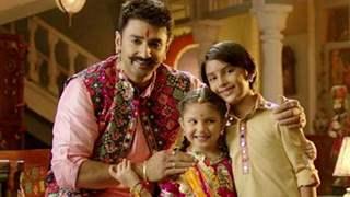 Nishant Singh Malkhani opens up on playing his own son in 'Rakshabandhan'