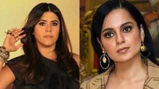 Ekta Kapoor reviews Kangana Ranaut's Thalaivii; Pens a lengthy note revealing how stunned she is...