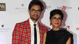 Aamir Khan and Kiran Rao attend friend's family wedding post divorce announcement