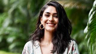 Mrunal Thakur on how she let go of few projects due to COVID-19; not being okay with it