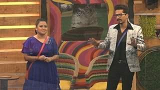 Harsh Limbachaya and Bharti Singh make Raqesh Bapat speak negative things about other Bigg Boss OTT contestant
