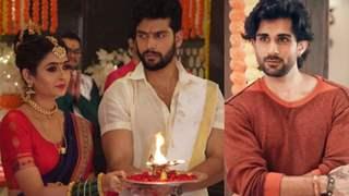 Sunny's wicked move to expose Raghav in 'Mehndi Hai Rachne Wali'.