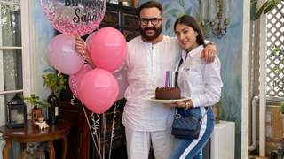 Saif Ali Khan reveals his daughter Sara's hilarious reaction when he sang a lullaby for her when she was a kid