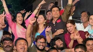 As 'Shakti...' wraps up, Rubina Dilaik bids goodbye to the five years of love from viewers