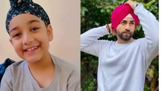 'Yeh Jaadu Hai Jinn Ka' fame child actor Ayansh Mishra to play young Rajveer in 'Choti Sardarni'