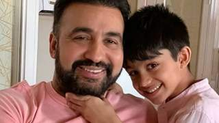 After Raj Kundra's bail, son Viaan wrote a special message says, 'Troubles are as small as Ganesh ji's mouse'