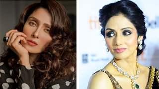 Pakistani actress Ayeza Khan recreates Sridevi's iconic song, video goes viral