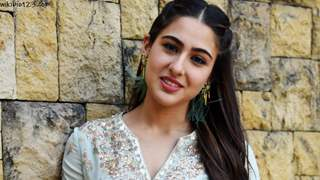 Sara Ali Khan shares pictures form Kashmir says, 'It is Paradise on Earth'
