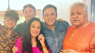 Entire cast of 'Sarabhai v/s Sarabhai' along with makers reunite