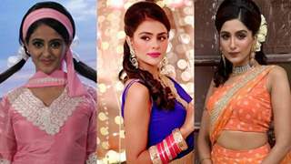 Ayesha Singh, Priyanka Chaudhary, Nimrit Alhuwalia and others rock the retro look; pick your favourite