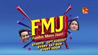 Bharti Singh-Haarsh Limbachiyaa lose 'Funhit Mein Jaari 2'